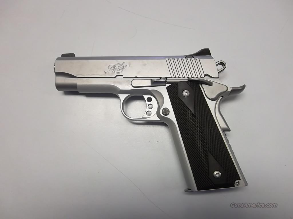 Kimber Stainless Pro Carry II  Guns > Pistols > Kimber of America Pistols