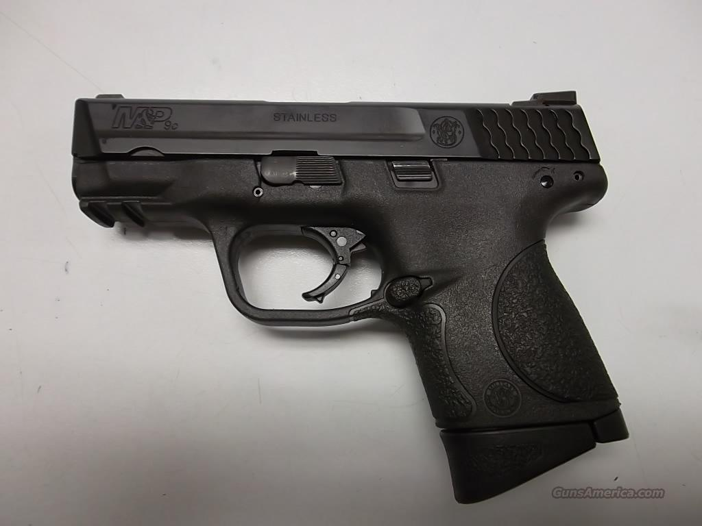 Smith & Wesson M&P 9C  Guns > Pistols > Smith & Wesson Pistols - Autos > Polymer Frame