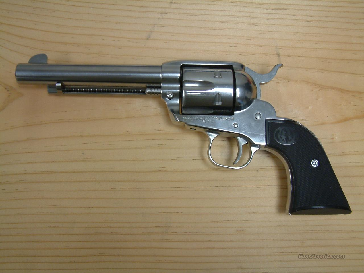 New Vaquero  Guns > Pistols > Ruger Single Action Revolvers > Cowboy Action