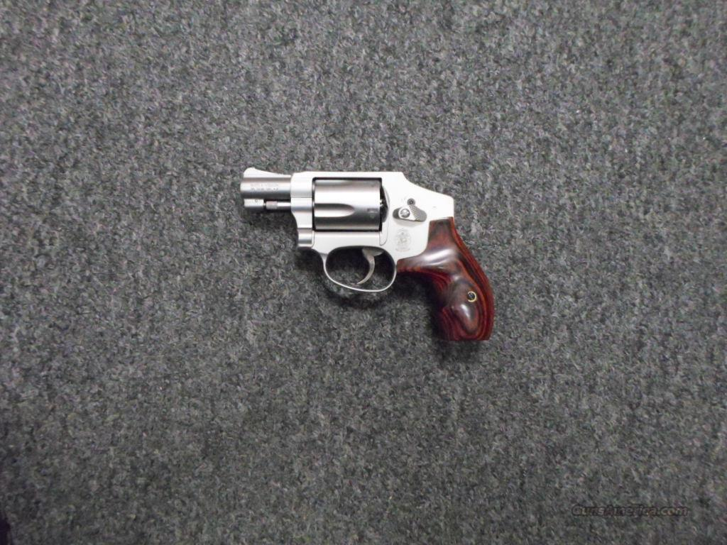 Smith & Wesson 642-2 Lady Smith  Guns > Pistols > Smith & Wesson Revolvers > Pocket Pistols