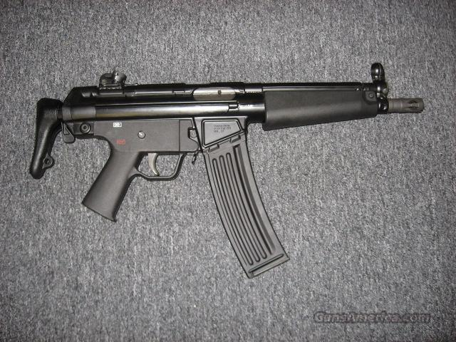 Companion Shooting Supplies/Vector Arms V-53 (SBR)  Guns > Rifles > Class 3 Rifles > Class 3 Any Other Weapon