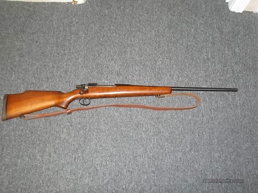 Winchester 1917  Guns > Rifles > Winchester Rifles - Modern Bolt/Auto/Single > Other Bolt Action