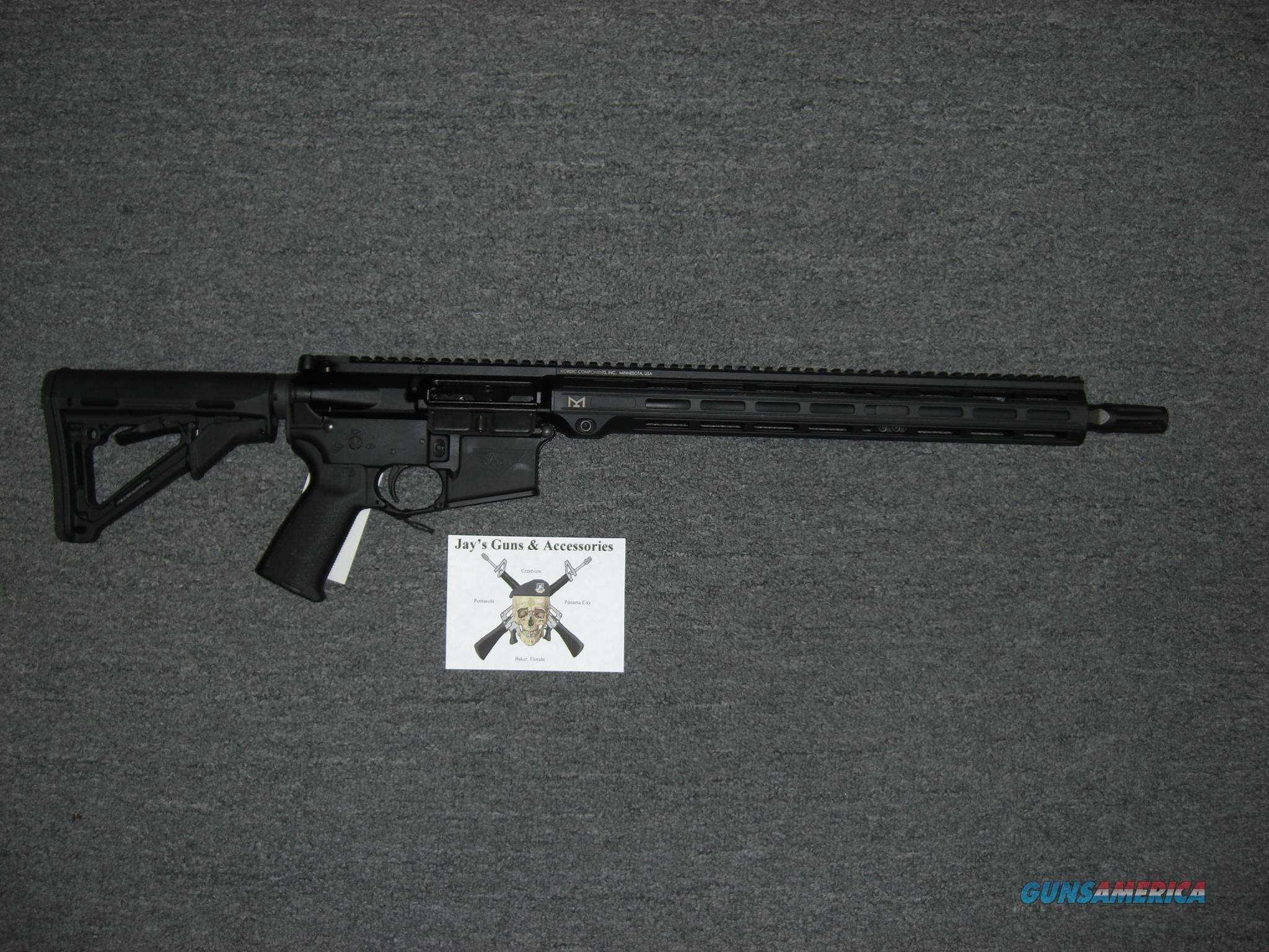Nordic Components NC-15   Guns > Rifles > AR-15 Rifles - Small Manufacturers > Complete Rifle