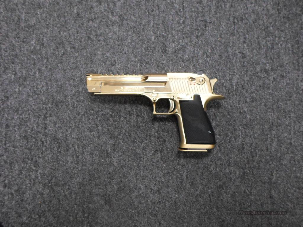 Magnum Research Desert Eagle 24KT GOLD Finish  Guns > Pistols > Magnum Research Pistols