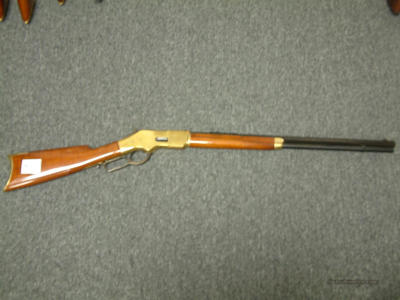 1866 Yellowboy Sporting rifle  Guns > Rifles > Uberti Rifles > Lever Action