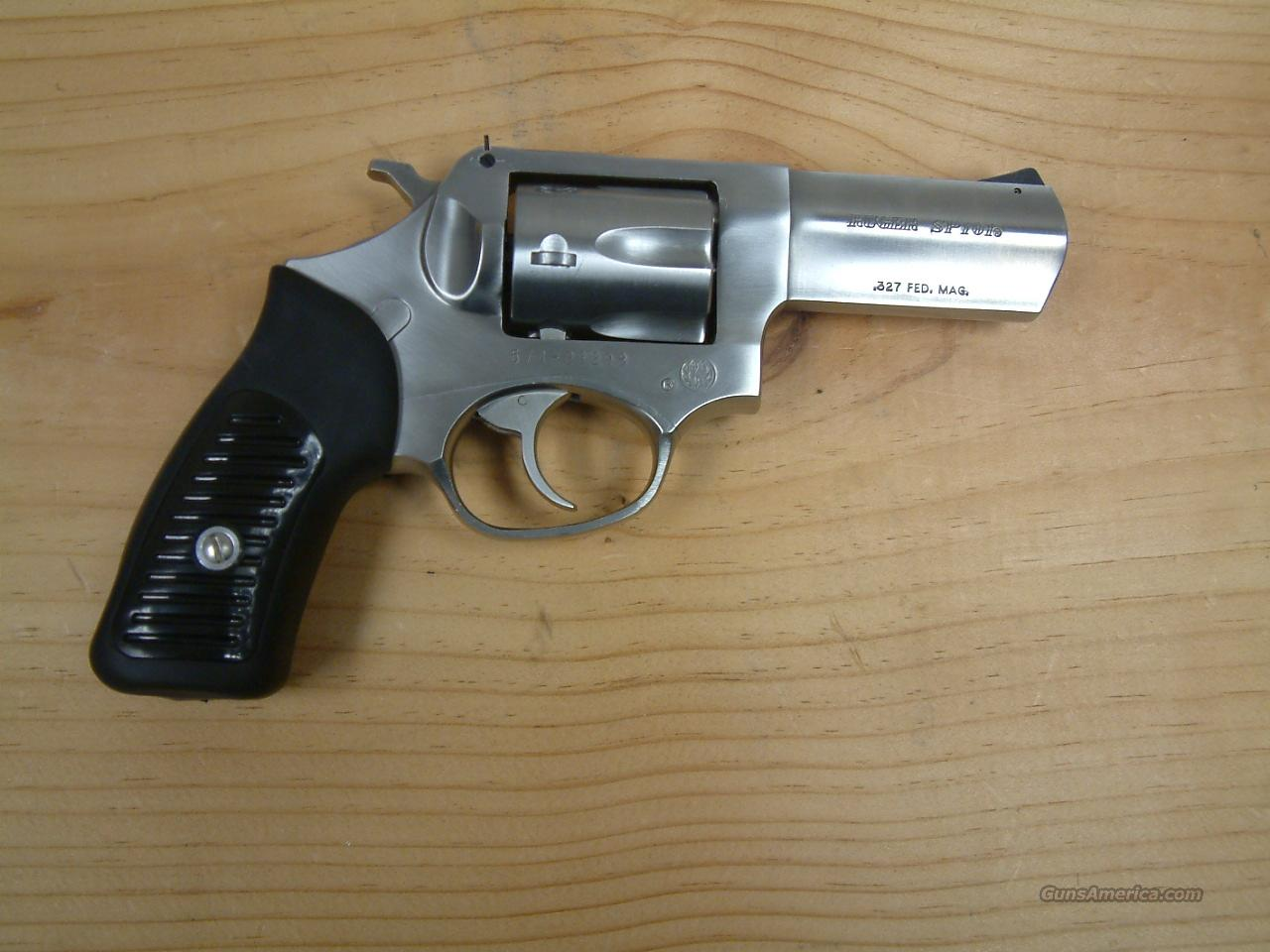 SP101 .327 fed. mag.  Guns > Pistols > Ruger Double Action Revolver > SP101 Type