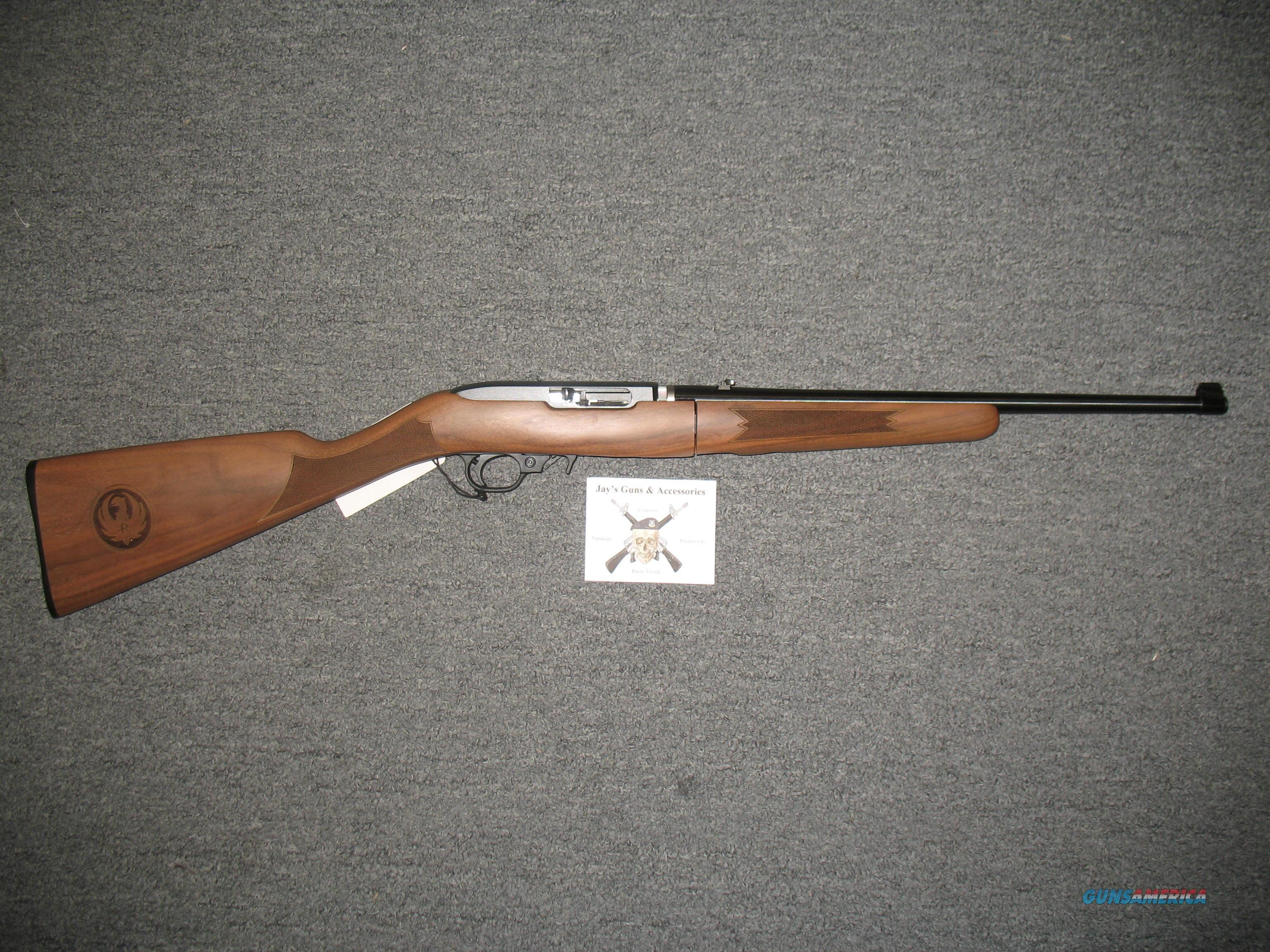 Ruger 10/22 Takedown Talo Edition (021149) w/French Walnut Stock   Guns > Rifles > Ruger Rifles > 10-22