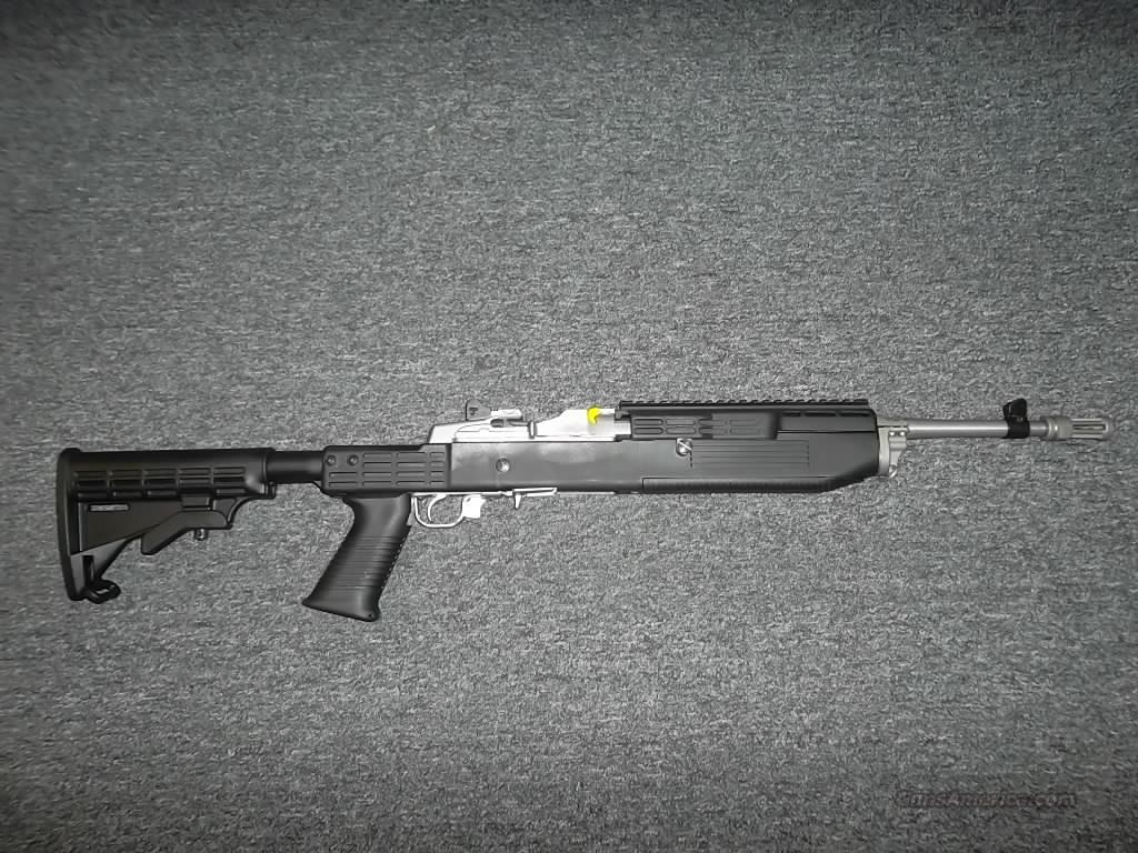 Ruger Mini 14 Ranch Rifle Tactical  Guns > Rifles > Ruger Rifles > Mini-14 Type
