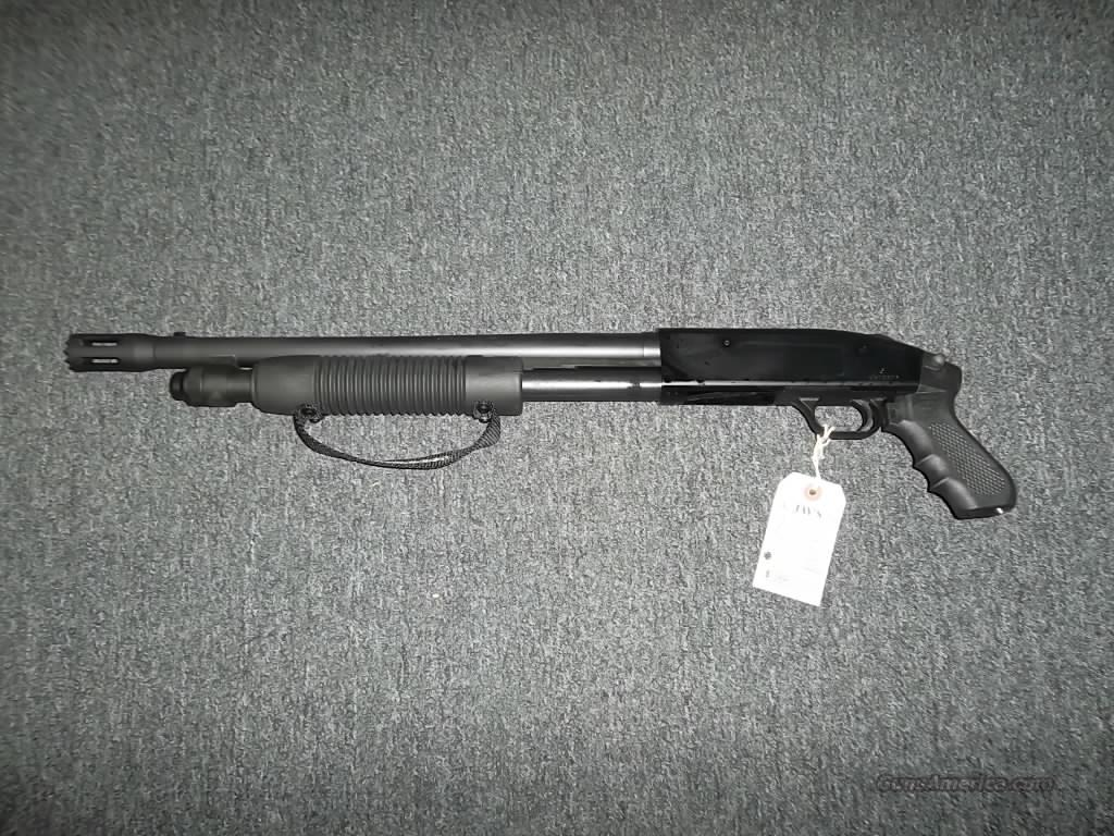 "Mossberg 500 18"" Breacher's Barrel  Guns > Shotguns > Mossberg Shotguns > Pump > Tactical"