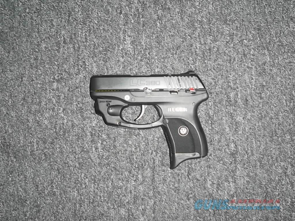 Ruger LC380 w/Lasermax  Guns > Pistols > Ruger Semi-Auto Pistols > LC9