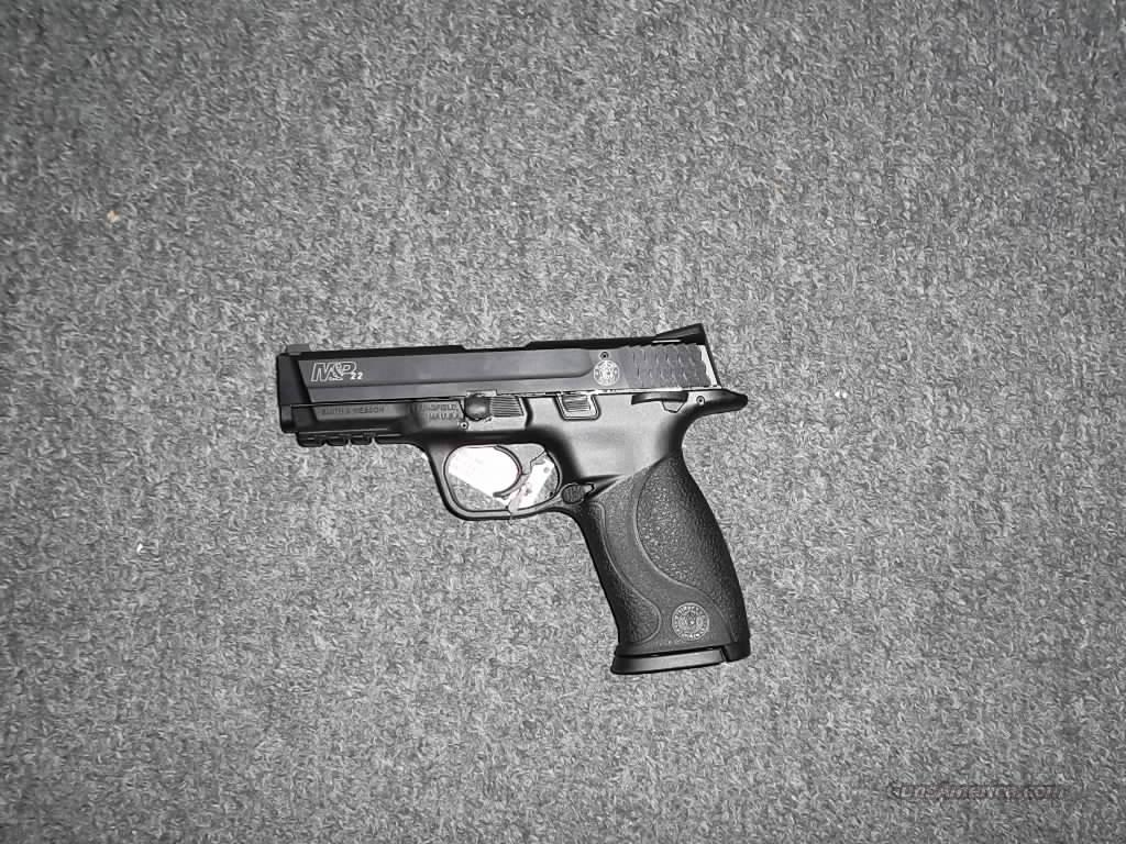 Smith & Wesson M&P 22  Guns > Pistols > Smith & Wesson Pistols - Autos > Polymer Frame