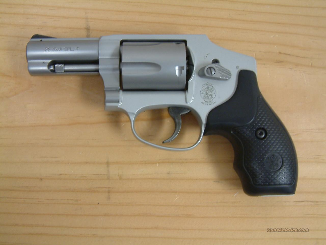 642-2 Airweight  Guns > Pistols > Smith & Wesson Revolvers > Pocket Pistols