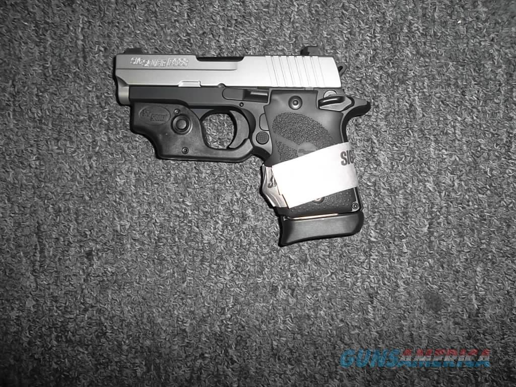 Sig Sauer P938 Two Tone with laser  Guns > Pistols > Sig - Sauer/Sigarms Pistols > Other