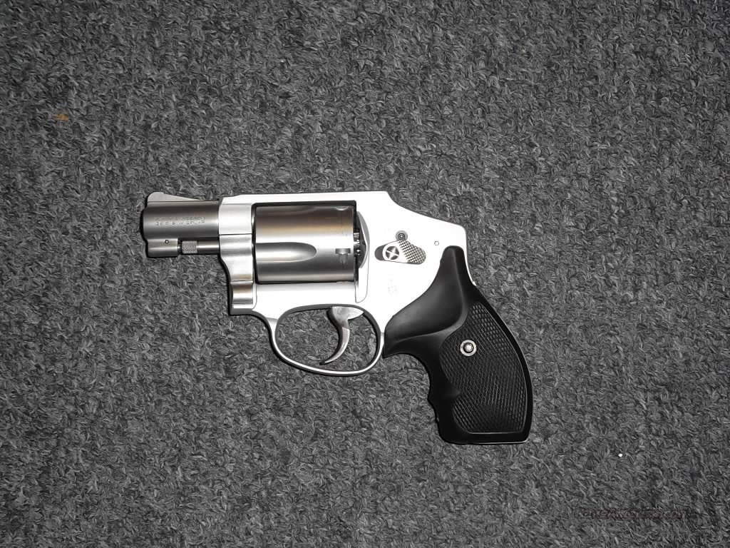 Smith & Wesson 642-2  Guns > Pistols > Smith & Wesson Revolvers > Pocket Pistols