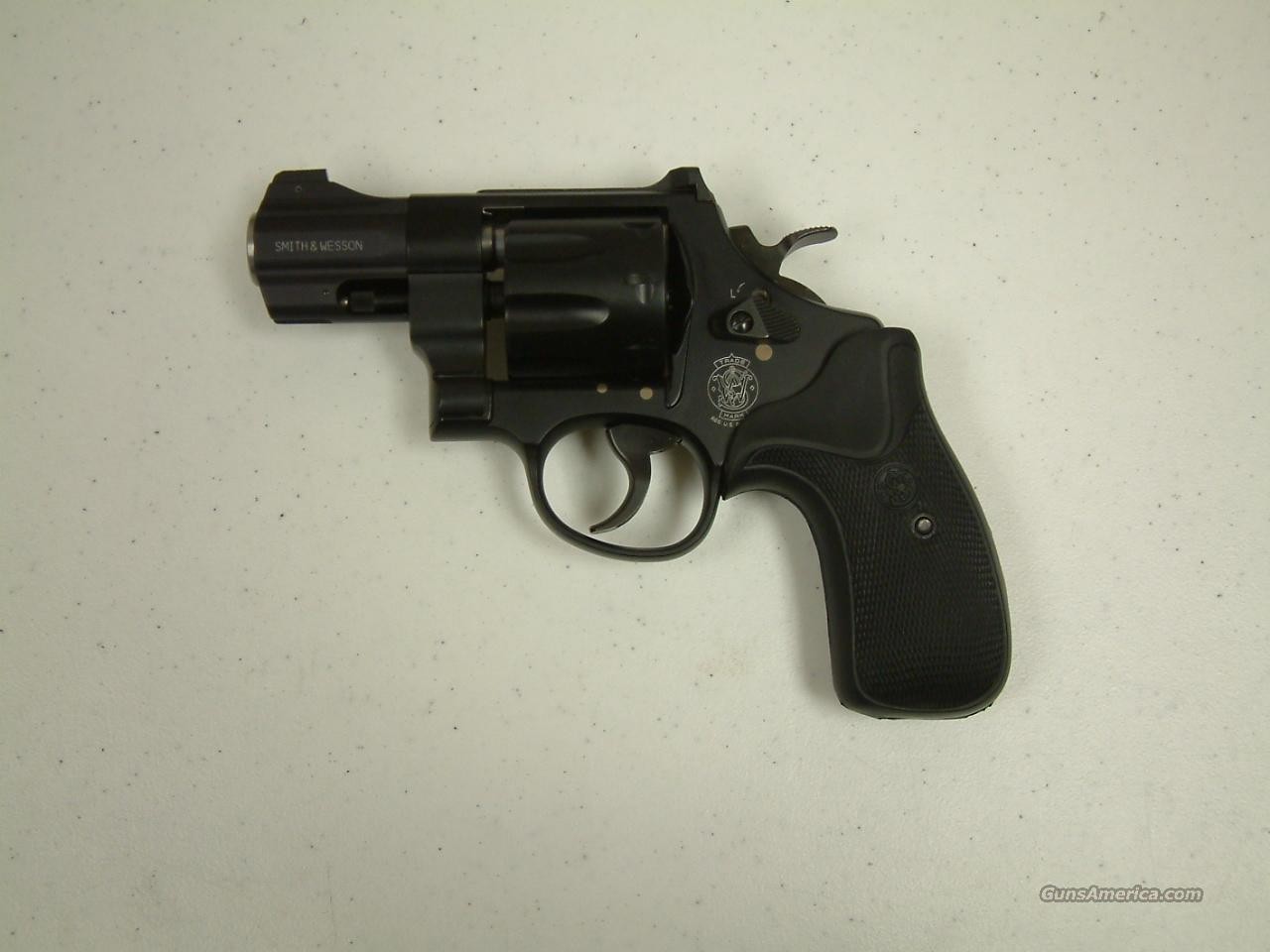 Smith&Wesson 327 Night Guard  Guns > Pistols > Smith & Wesson Revolvers > Full Frame Revolver