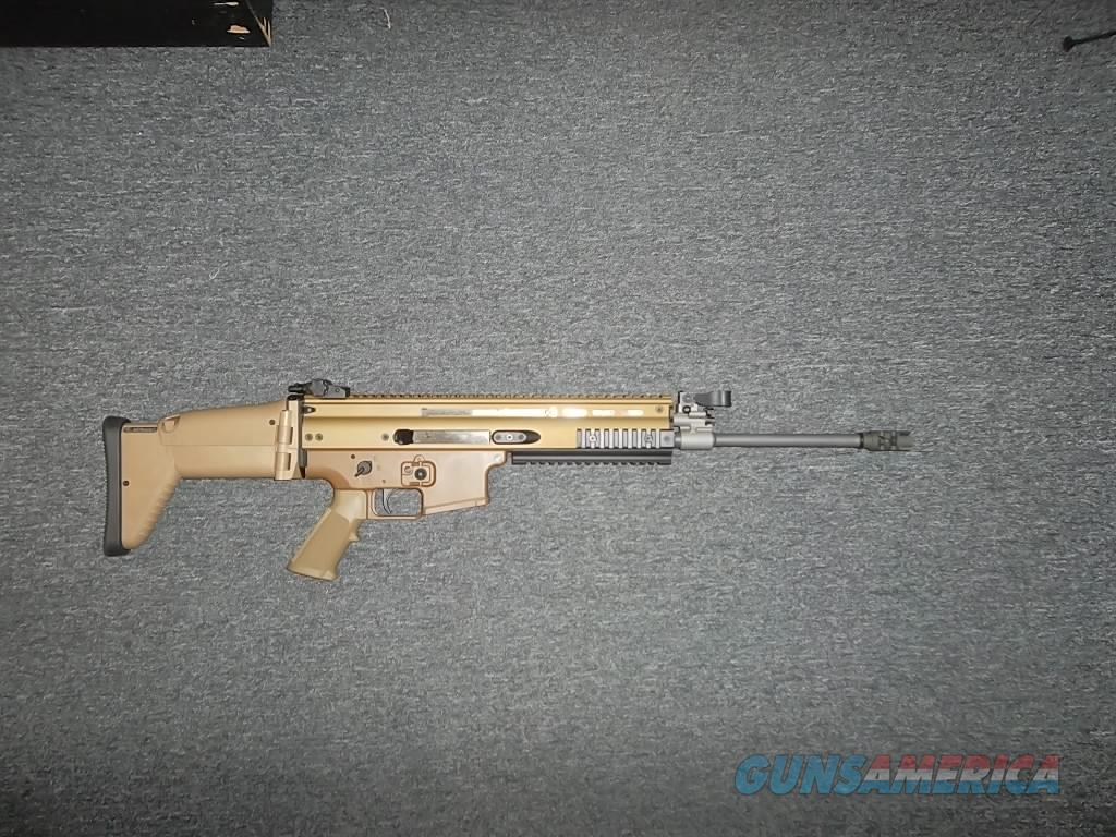 FNH Scar 16s FDE  Guns > Rifles > FNH - Fabrique Nationale (FN) Rifles > Semi-auto > Other