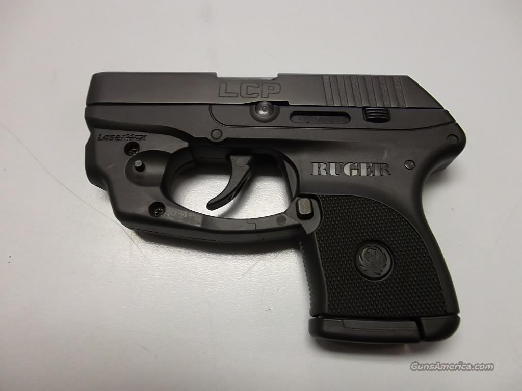 Ruger LCP w/Lasermax  Guns > Pistols > Ruger Semi-Auto Pistols > LCP