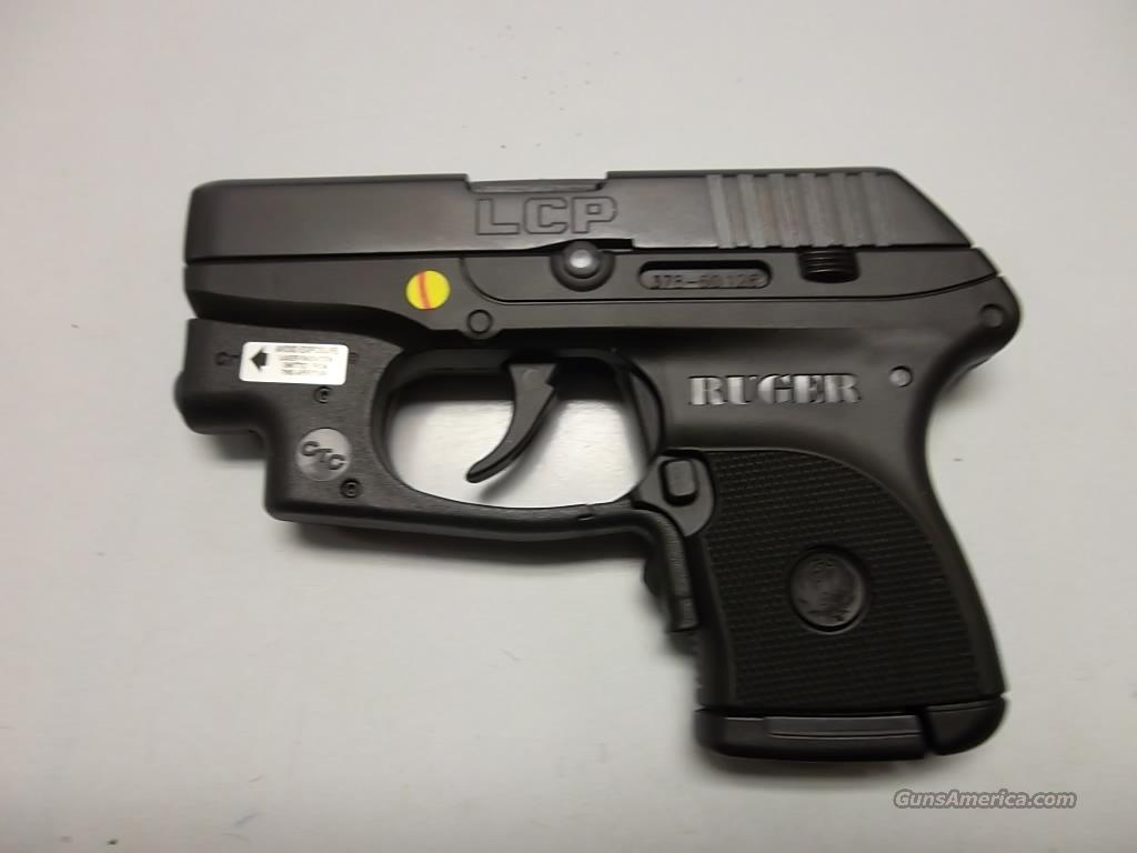 Ruger LCP w/CTC Lasergrip  Guns > Pistols > Ruger Semi-Auto Pistols > LCP