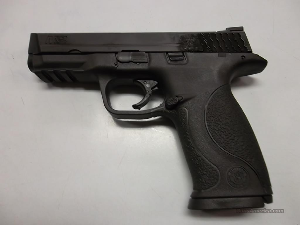 Smith & Wesson M&P 9  Guns > Pistols > Smith & Wesson Pistols - Autos > Polymer Frame