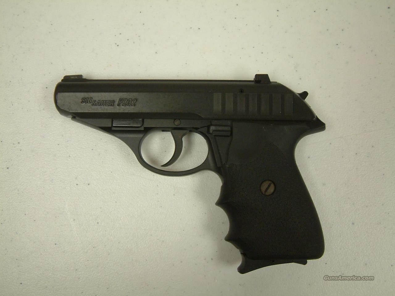 Sig Sauer P232  Guns > Pistols > Sig - Sauer/Sigarms Pistols > Other
