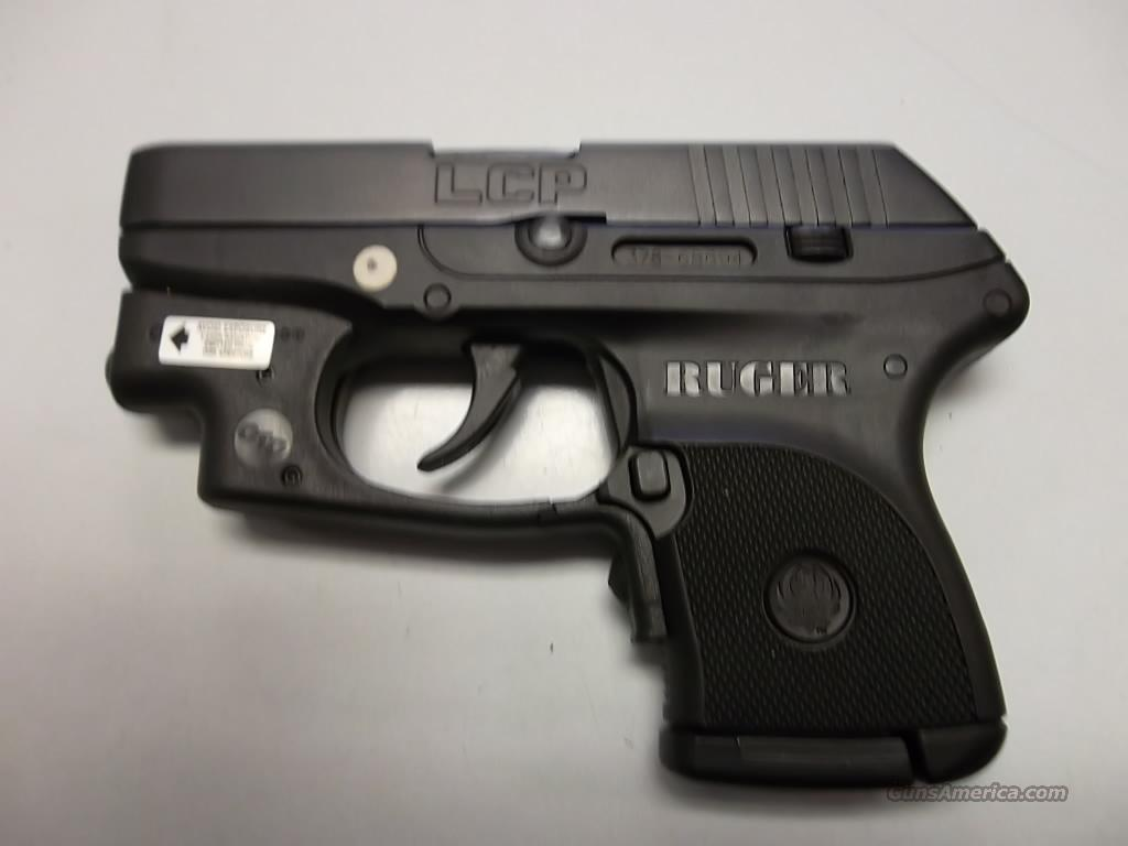 Ruger LCP w/Crimson Trace Laser Guard  Guns > Pistols > Ruger Semi-Auto Pistols > LCP