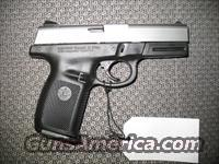 SW9VE  two tone stainless  Guns > Pistols > Smith & Wesson Pistols - Autos > Polymer Frame