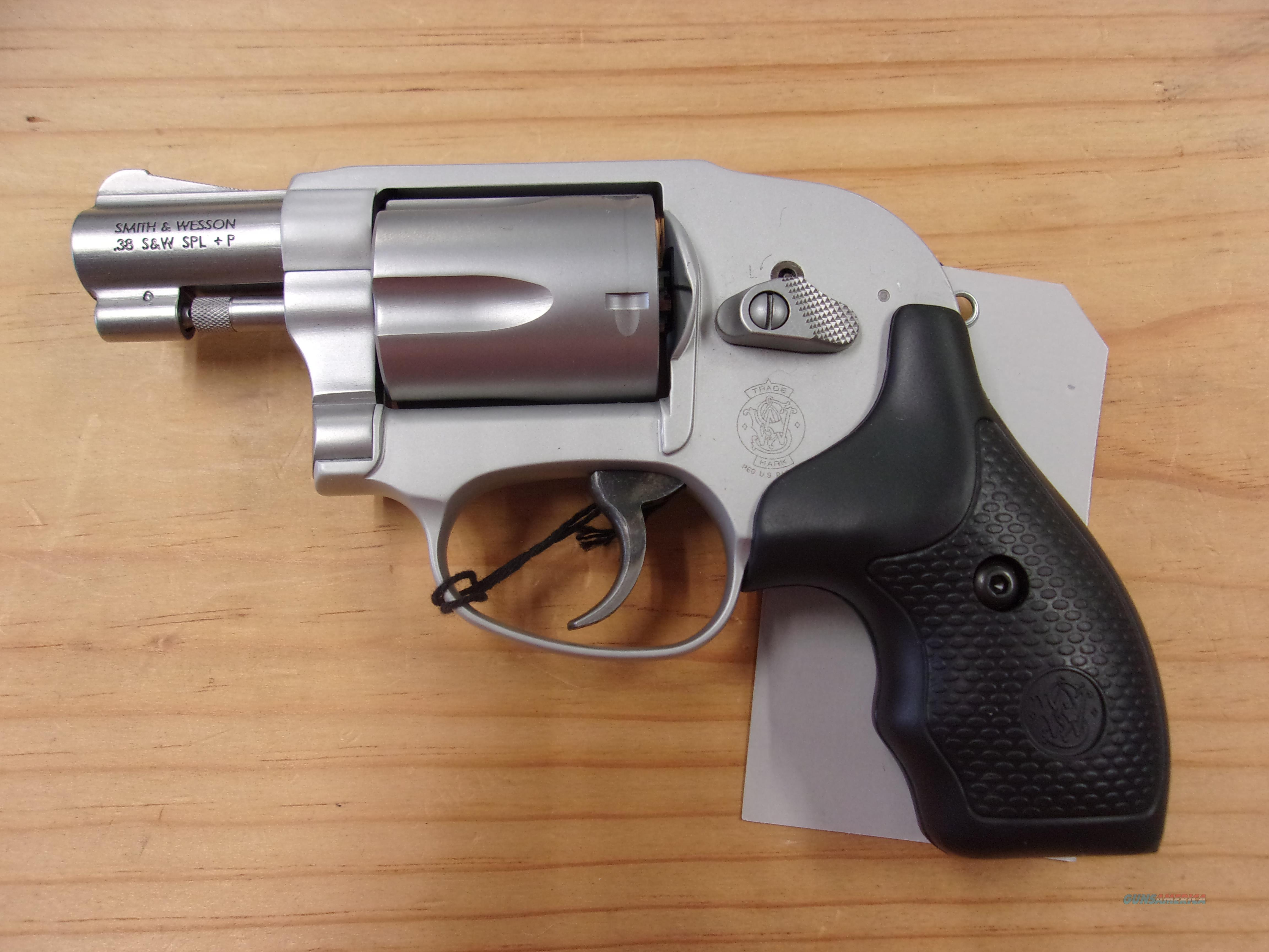 Smith & Wesson 638-3  Guns > Pistols > Smith & Wesson Revolvers > Small Frame ( J )