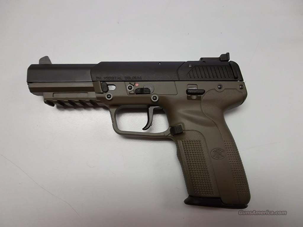 FNH Five-Seven  Guns > Pistols > FNH - Fabrique Nationale (FN) Pistols > FiveSeven