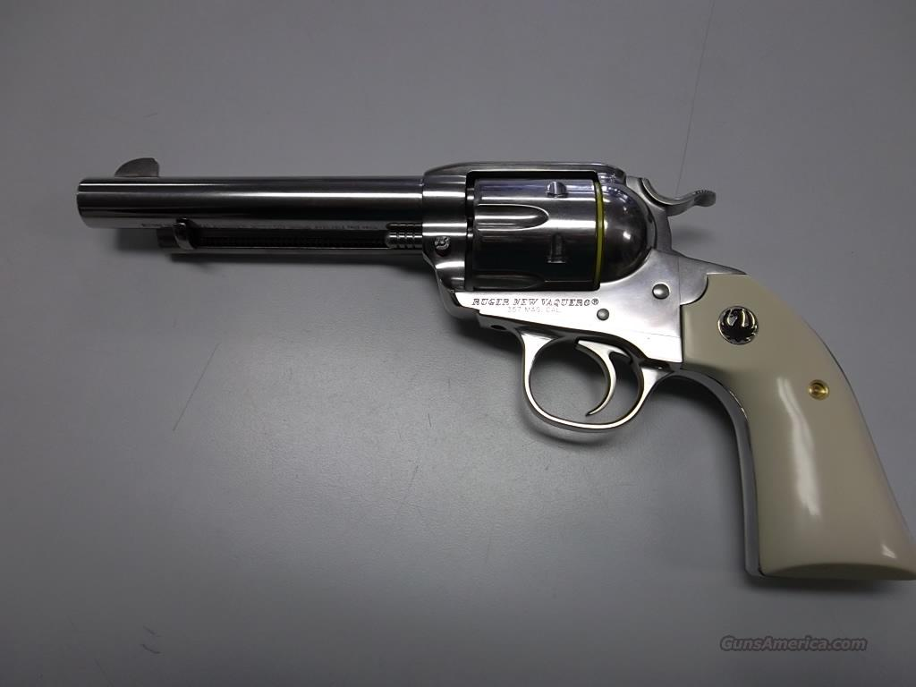 Ruger New Vaquero  Guns > Pistols > Ruger Single Action Revolvers > Cowboy Action
