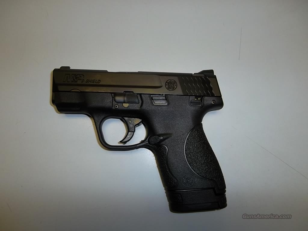 Smith & Wesson M&P Shield 9  Guns > Pistols > Smith & Wesson Pistols - Autos > Polymer Frame
