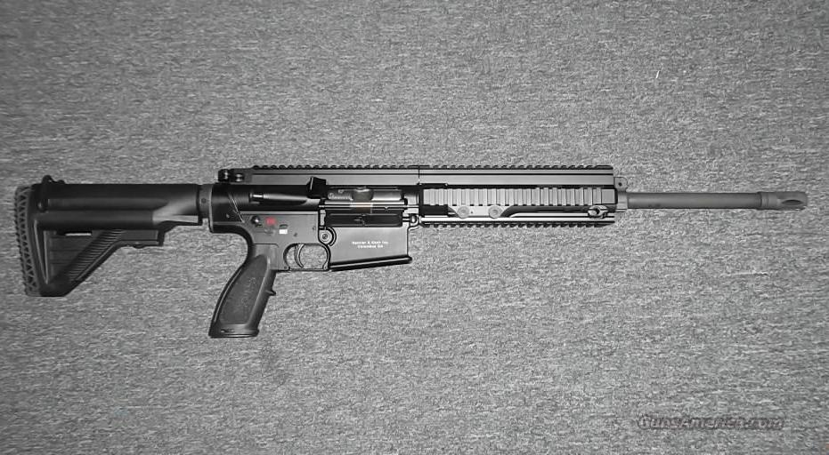 Heckler & Koch MR 762 A1  Guns > Rifles > Heckler & Koch Rifles > Tactical