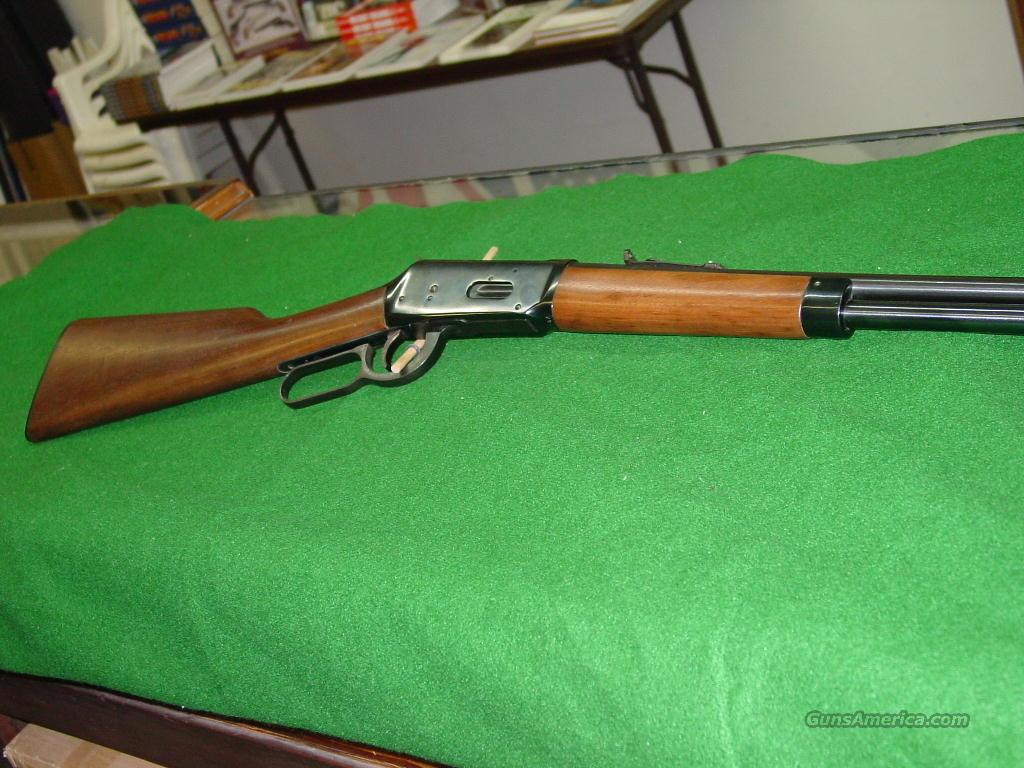 Ted Williams Model 100  Guns > Rifles > Winchester Rifles - Modern Lever > Model 94 > Post-64