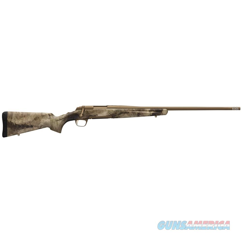 BROWNING X-BOLT HELLS CANYON SPEED 308 WIN A-TACS CAMO DT STOCK AND BURNT BRONZE CERAKOTE NEW IN BOX  Guns > Rifles > Browning Rifles > Bolt Action > Hunting > Blue