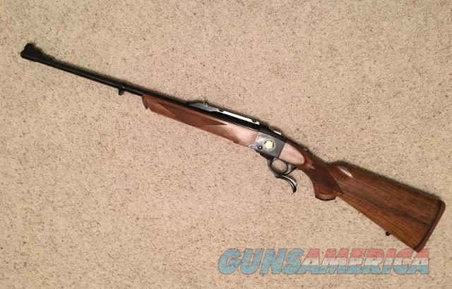 RUGER #1 50TH ANNIVERSARY MODEL JUST RELEASED 308 WIN NEW IN BOX  Guns > Rifles > Ruger Rifles > #1 Type