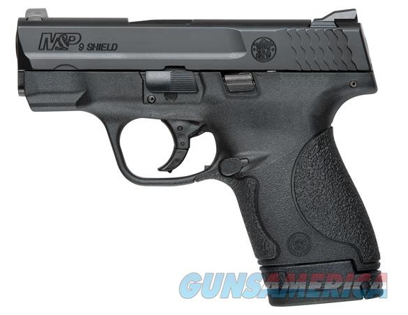 "SMITH & WESSON M&P9 SHIELD 9MM 3.1"" NMS 8+1 NEW IN BOX  Guns > Pistols > Smith & Wesson Pistols - Autos > Polymer Frame"