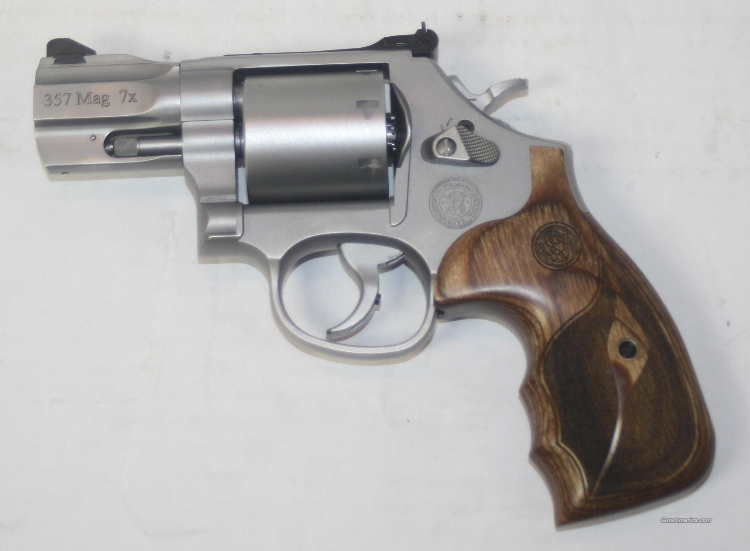 SMITH & WESSON MODEL 686 PERFORMANCE CENTER 357... For Sale