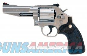 "SMITH & WESSON PRO SERIES MODEL 686 SSR #178012 357 MAGNUM 4"" NEW IN BOX  Guns > Pistols > Smith & Wesson Revolvers > Performance Center"