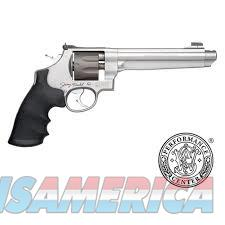 "SMITH & WESSON PERFORMANCE CENTER MODEL 929 6-1/2"" 9MM NEW IN BOX  Guns > Pistols > Smith & Wesson Revolvers > Performance Center"