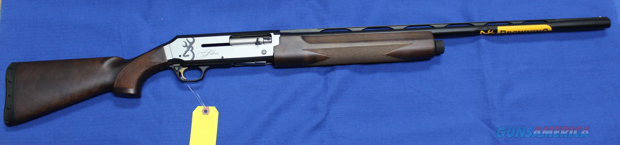 BROWNING SILVER FIELD MICRO MIDAS 20 GA 3 INCH 26 INCH INVECTOR PLUS NEW IN THE BOX  Guns > Shotguns > Browning Shotguns > Autoloaders > Hunting