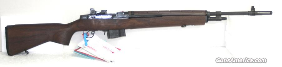 SPRINGFIELD ARMORY NATIONAL MATCH M1A OVERSIZED WALNUT STOCK 7.62/308 DOUGLAS CARBON BARREL NEW IN BOX  Guns > Rifles > Springfield Armory Rifles > M1A/M14