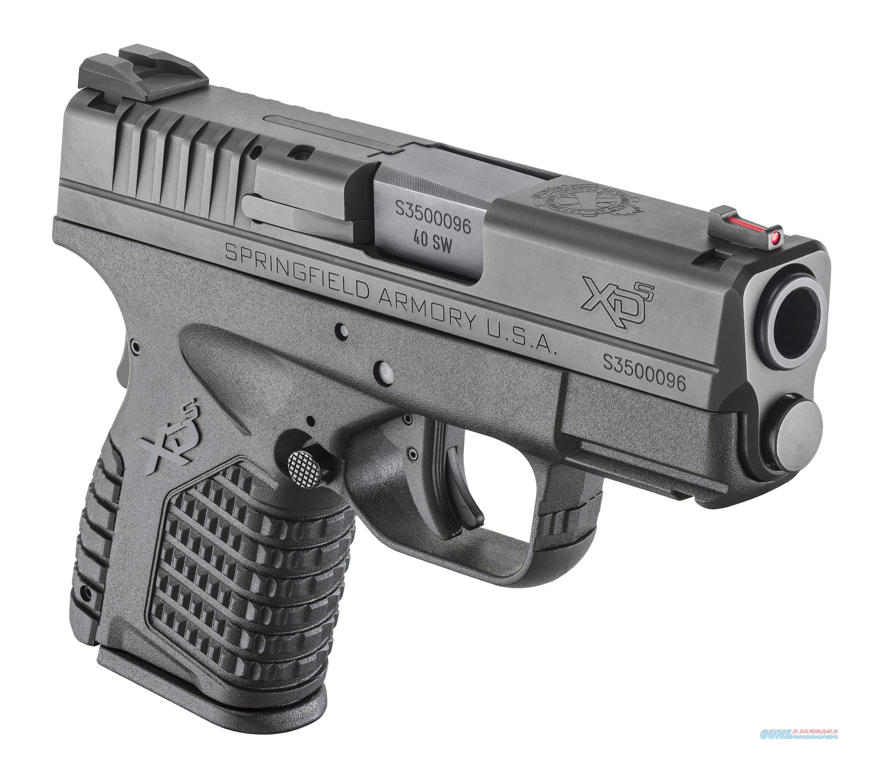 SPRINGFIELD XD-S 40 S&W #XDS93340BE SINGLE STACK NEW IN BOX  Guns > Pistols > Springfield Armory Pistols > XD-S