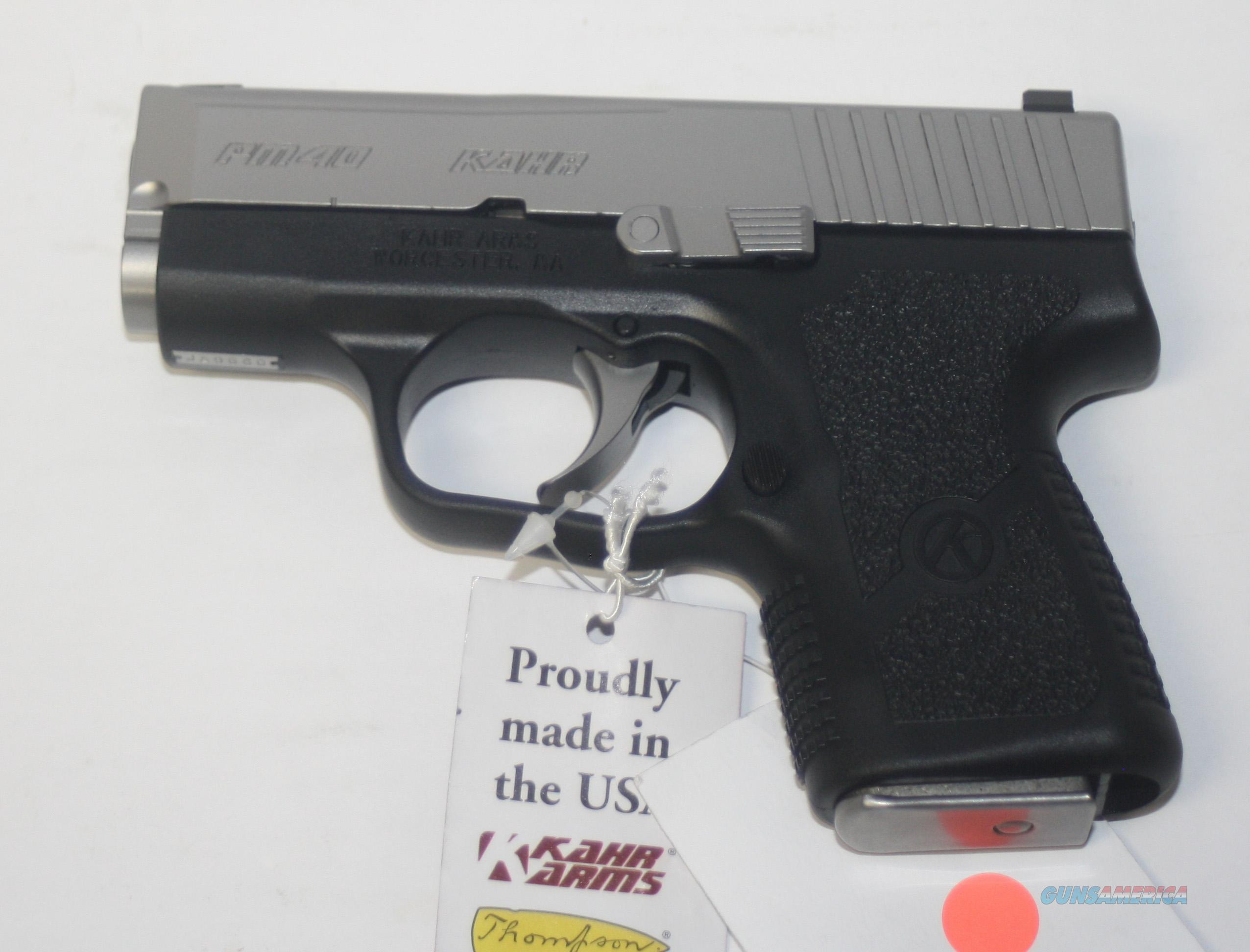 KAHR ARMS PM4043N MODEL PM40 40 S&W CONCEAL CARRY WITH NIGHT SIGHTS NEW IN BOX  Guns > Pistols > Kahr Pistols