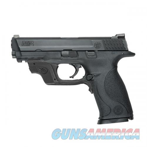 SMITH & WESSON M&P 9 WITH CRIMSON TRACE GREEN LASERGUARD NEW IN BOX  Guns > Pistols > Smith & Wesson Pistols - Autos > Polymer Frame