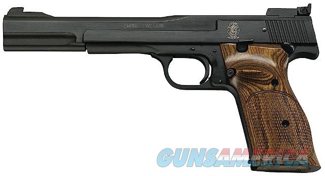 SMITH & WESSON #130512 MODEL 41 22 LR 7 INCH NEW IN BOX  Guns > Pistols > Smith & Wesson Pistols - Autos > .22 Autos