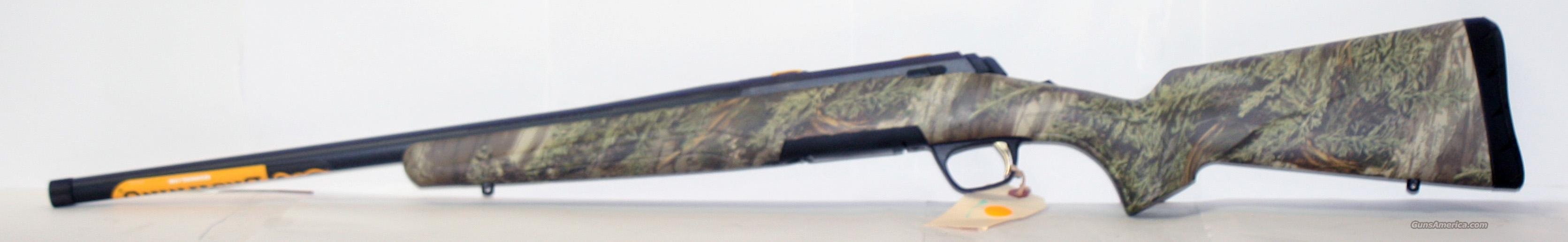 BROWNING X-BOLT HOG STALKER REALTREE MAX 1 CAMO 223 SUPPRESSOR READY NEW IN BOX  Guns > Rifles > Browning Rifles > Bolt Action > Hunting > Blue