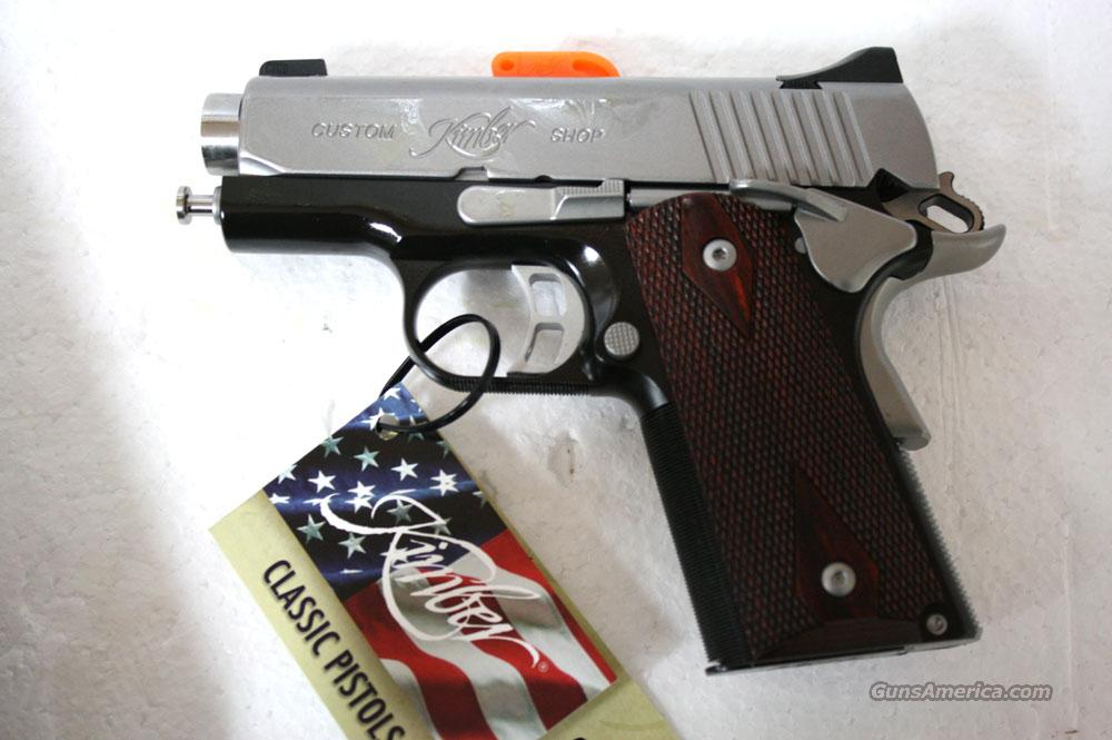 KIMBER ULTRA CDP II 45 ACP NEW IN HARD CASE  Guns > Pistols > Kimber of America Pistols
