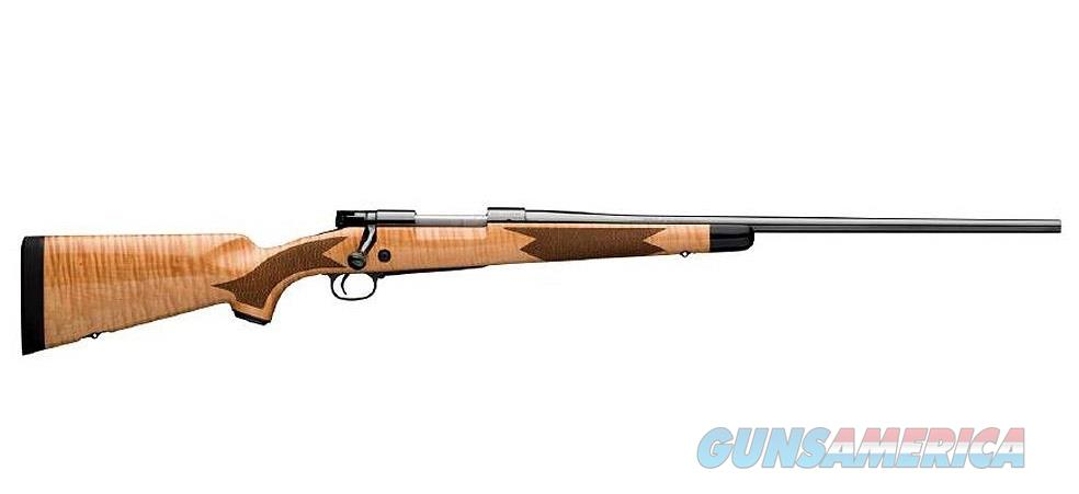 WINCHESTER MODEL 70 SUPER GRADE LIMITED SPECIAL MAPLE STOCK 7MM REM MAGNUM NEW IN BOX  Guns > Rifles > Winchester Rifles - Modern Bolt/Auto/Single > Model 70 > Post-64
