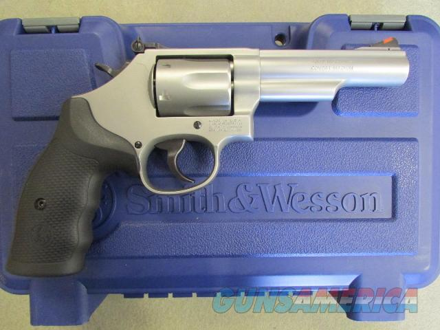 SMITH & WESSON #162662 MODEL 66 K-FRAME SINGLE / DOUBLE 357 MAGNUM NEW IN BOX  Guns > Pistols > Smith & Wesson Revolvers > Med. Frame ( K/L )