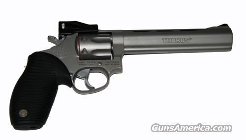 "TAURUS MODEL 970 6.5"" 22LR STAINLESS NEW IN BOX  Guns > Pistols > Taurus Pistols/Revolvers > Revolvers"