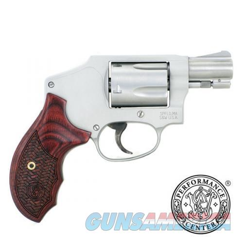SMITH & WESSON PERFORMANCE CENTER 642 ENHANCED ACTION NEW IN BOX  Guns > Pistols > Smith & Wesson Revolvers > Pocket Pistols